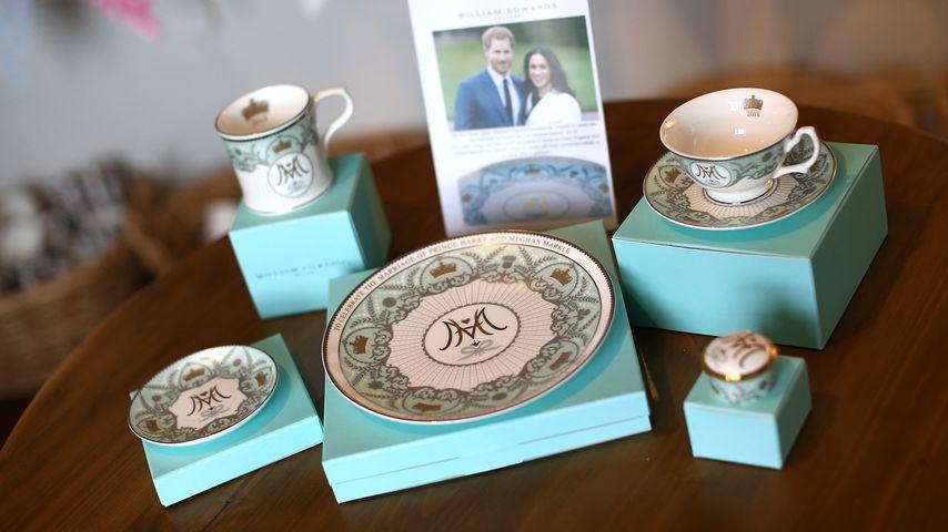 Offizielles Hochzeitsgeschirr von Herzogin Meghan und Prinz Harry