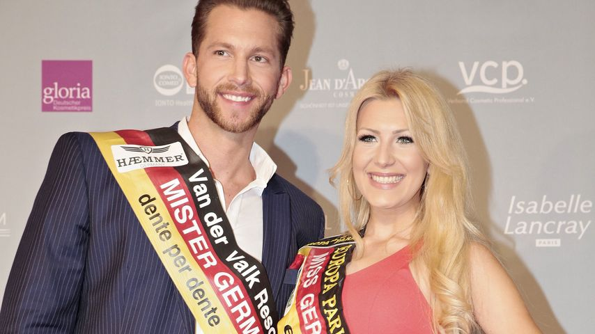 Oliver Sanne und Vivien Konca
