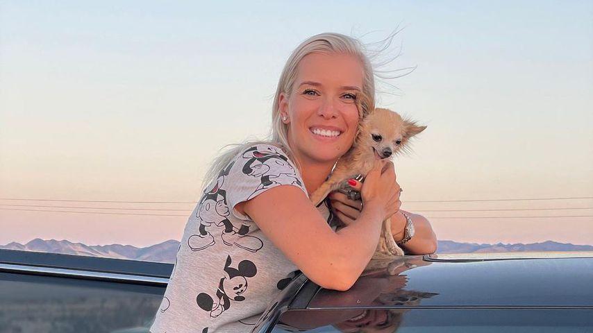 Oksana Kolenitchenko aufgeregt: Umzug nach Las Vegas startet