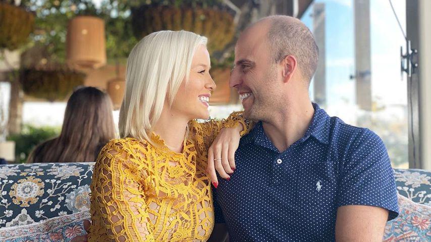 Oksana Kolenitchenko und ihr Ehemann Daniel