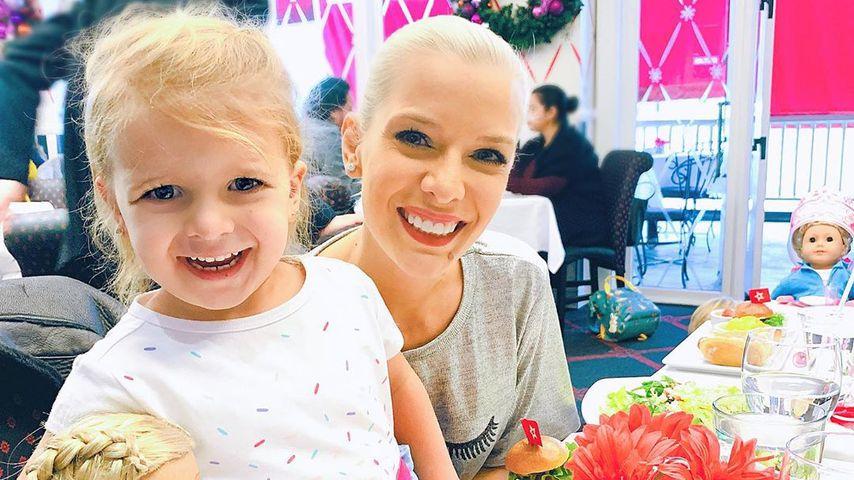 Oksana Kolenitchenko und ihre Tochter Arielle