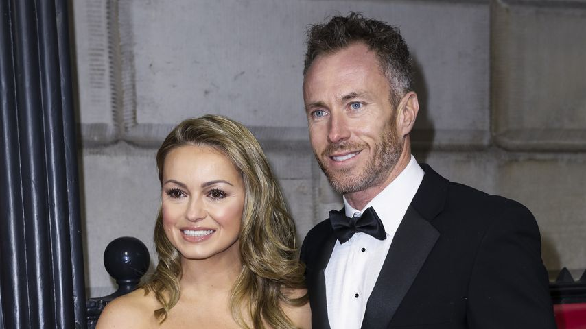 Ola und James Jordan bei den The Sun Military Awards in London
