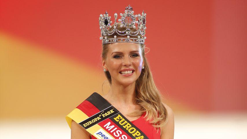 Wunderschön! Olga Hoffmann ist Miss Germany 2015