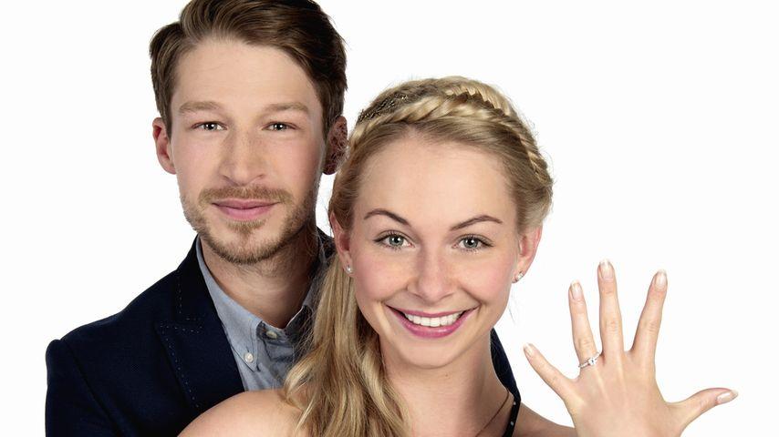 Oliver Bender und Jenny Bach