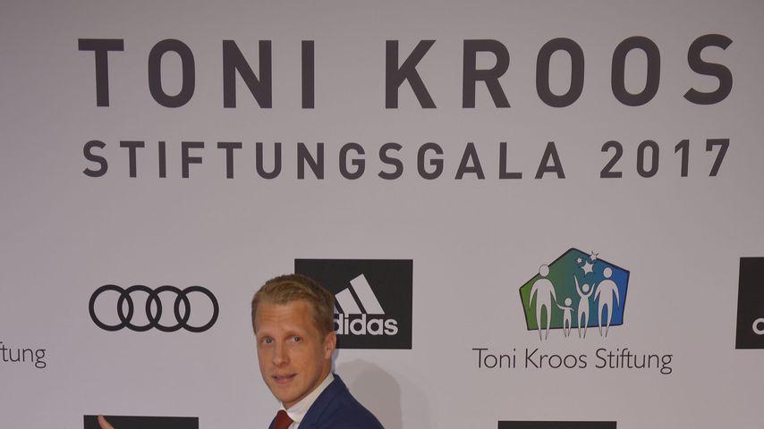 Oliver Pocher bei der Charitygala mit Toni Kroos in Köln