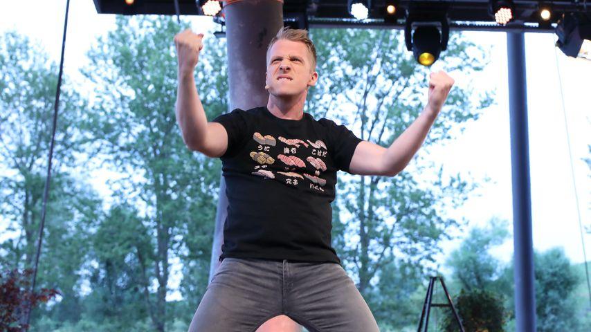 """Oliver Pocher beim """"Grill den Henssler""""-Sommerspecial, Folge 2"""
