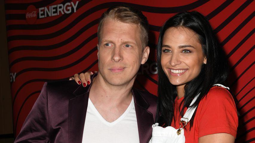 Oliver Pocher und Amira Aly im Juni 2019 in Hamburg