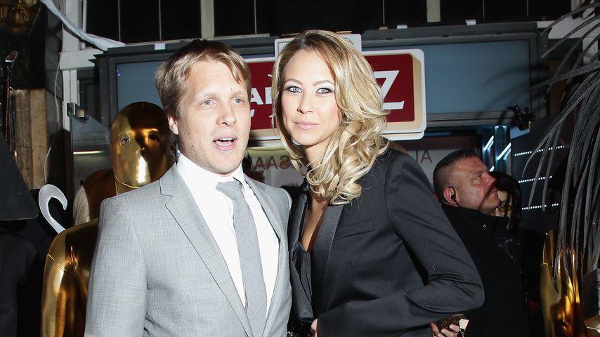 Oliver Pocher und Sandy Meyer-Wölden im Januar 2011 in Köln