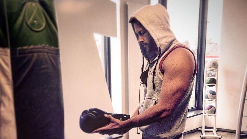Oliver Sanne, Model und Fitnesstrainer