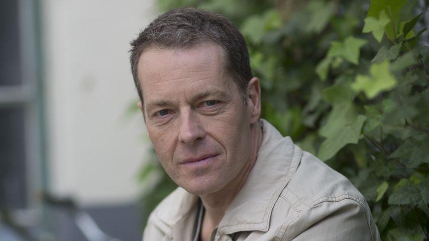"""Für seinen Freund: """"Rote Rosen""""-Oliver Sauer bekämpft Krebs"""