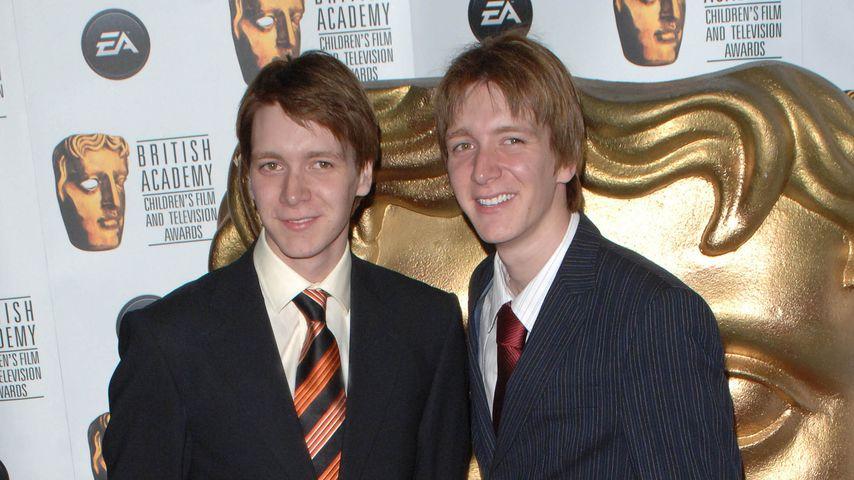 Oliver und James Phelps bei den British Academy Childrens Film And Television Awards 2006