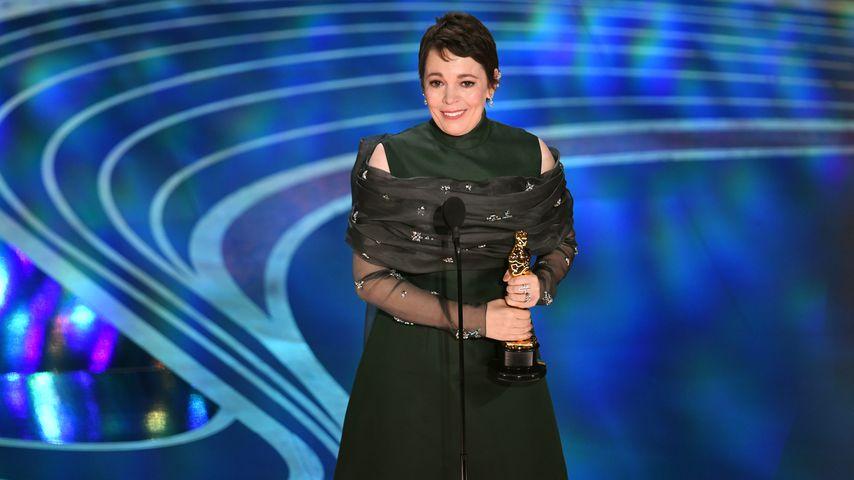 Beste Hauptdarstellerin: Olivia Colman gewinnt den Oscar!