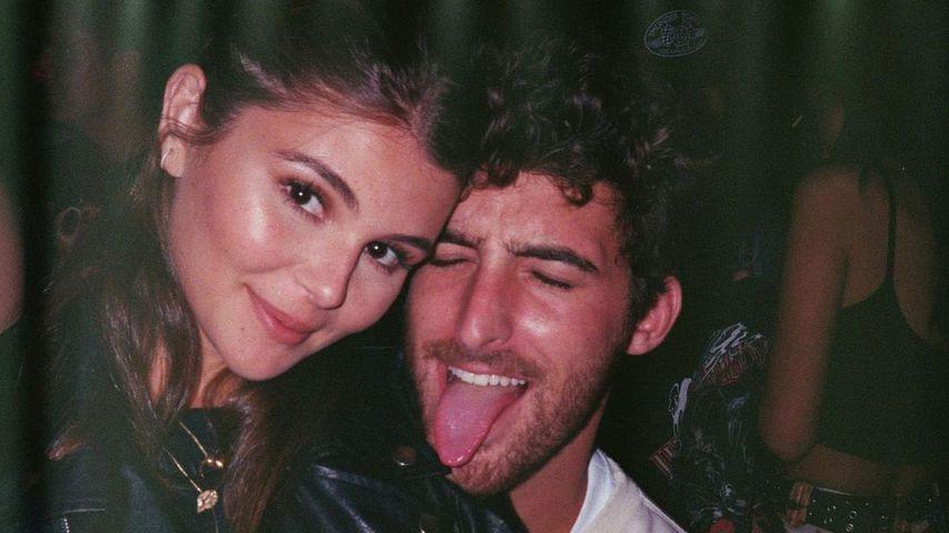 Olivia Jade Ginannulli mit ihrem Freund Jackson Guthy