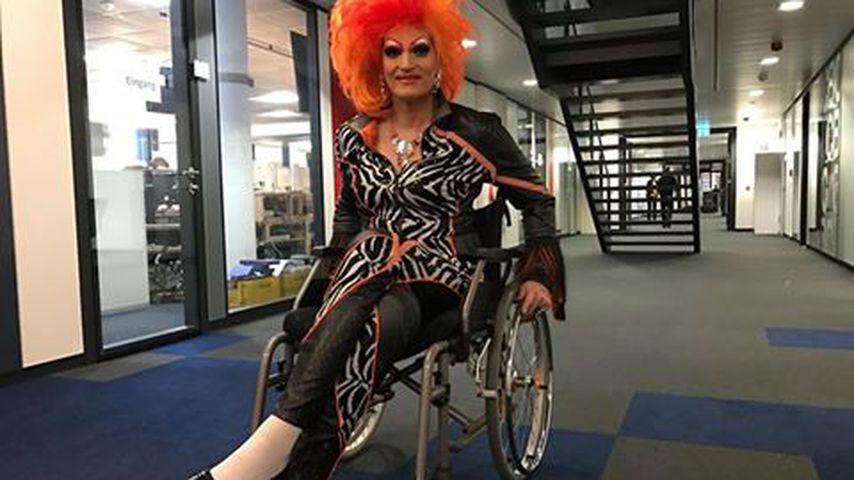 Nach Bein-Kürzung: So hart war Olivia Jones' Rollstuhl-Zeit!