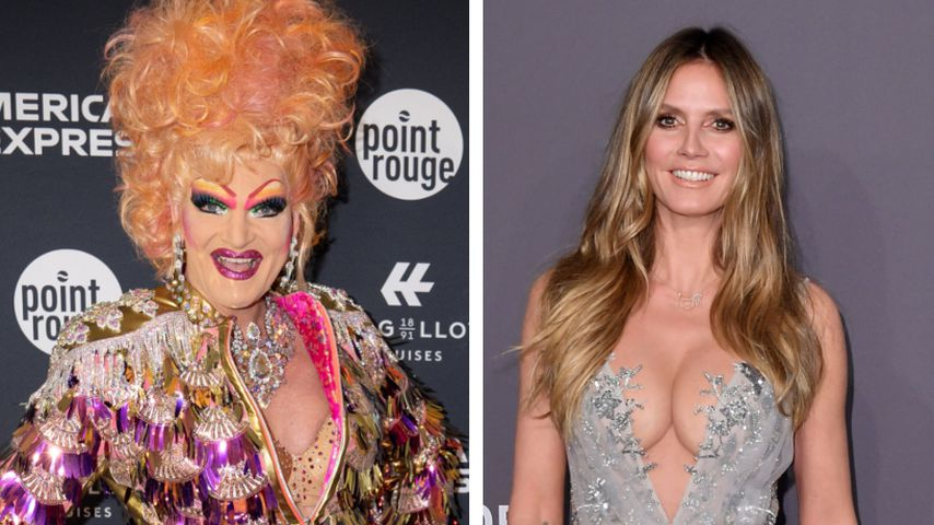 Gegenüber Olivia Jones verraten: Heidi Klum hat täglich Sex