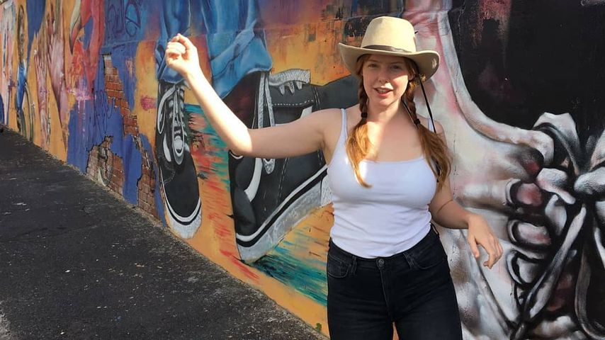 Olivia Marei in Woodstock