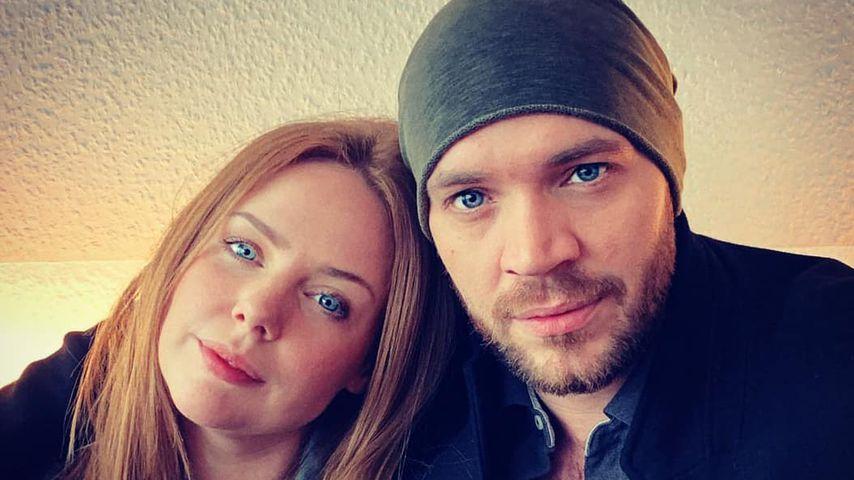 Olivia Marei und Patrick Heinrich, GZSZ-Darsteller