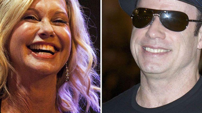 """John Travolta wieder mit """"Grease""""-Kollegin vereint"""
