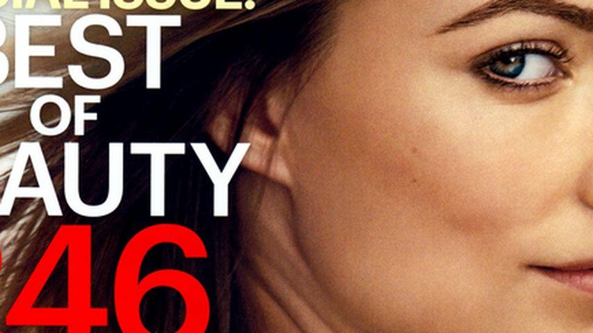 Olivia Wilde: Ganz natürlich als Cover-Girl
