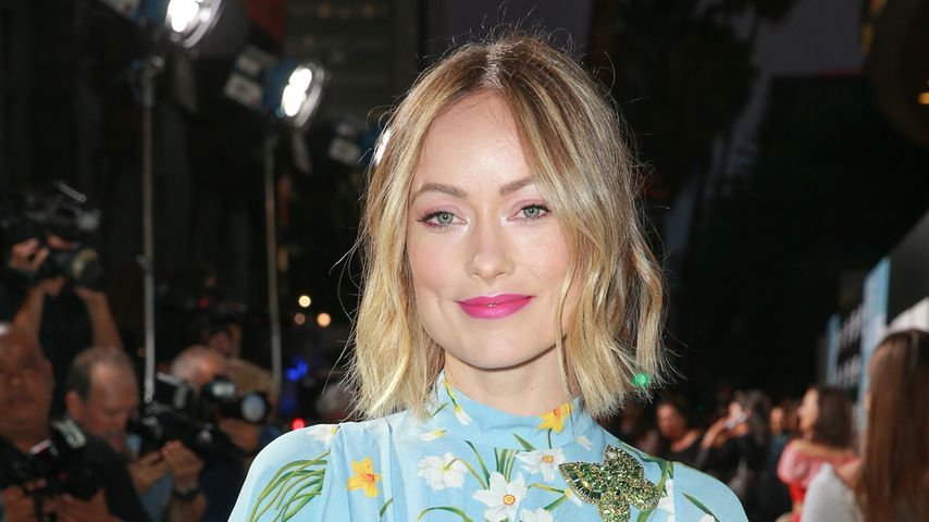 "Olivia Wilde bei der ""Life Itself""-Premiere in Hollywood"
