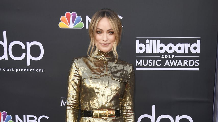 Schauspielerin Olivia Wilde bei den Billboard Music Awards 2019