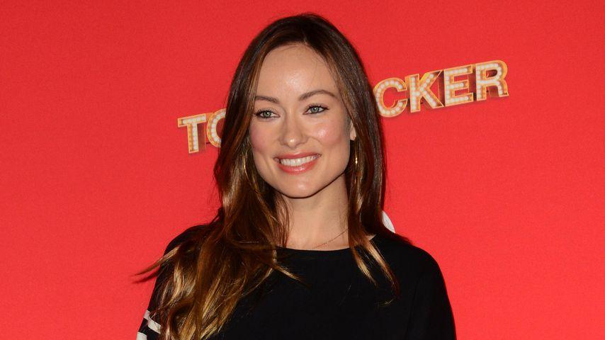 "Olivia Wilde bei der ""Target Toycraker""-Premiere in New York"