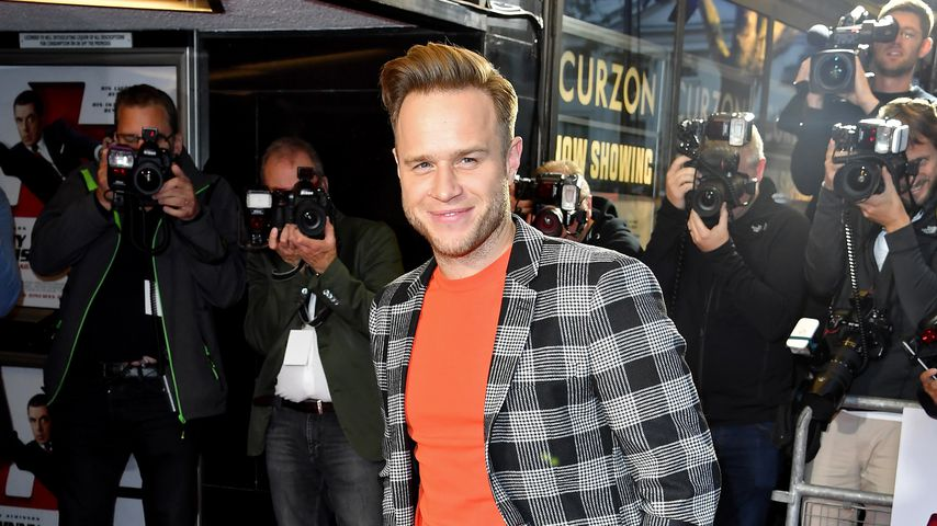 "Olly Murs bei der ""Johnny English 3""-Premiere"