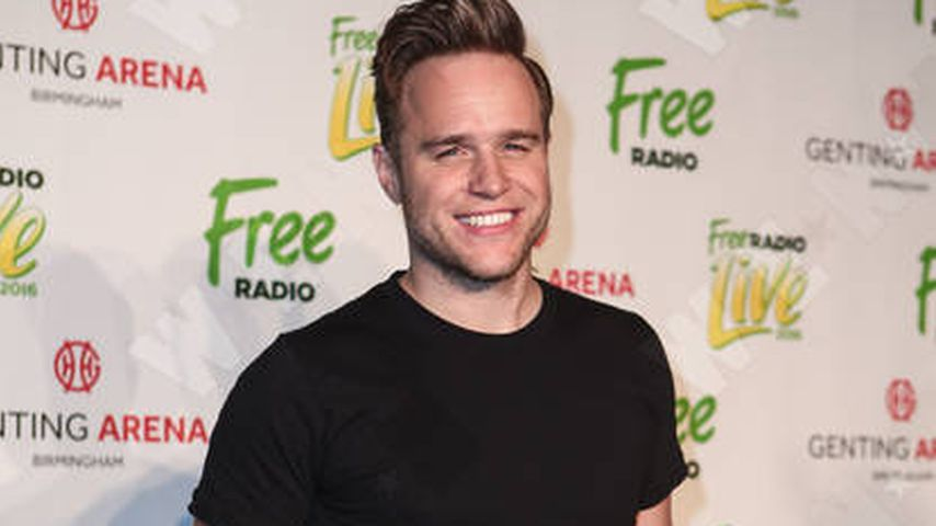 Olly Murs bei den Free Radio Live 2016
