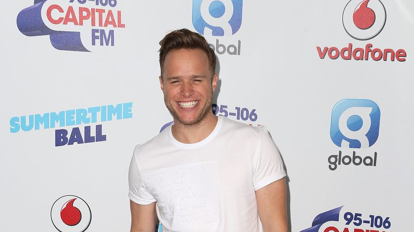 Olly Murs beim Capital Summertime Ball 2017