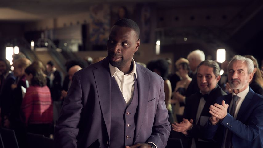 """Omar Sy in """"Lupin"""""""