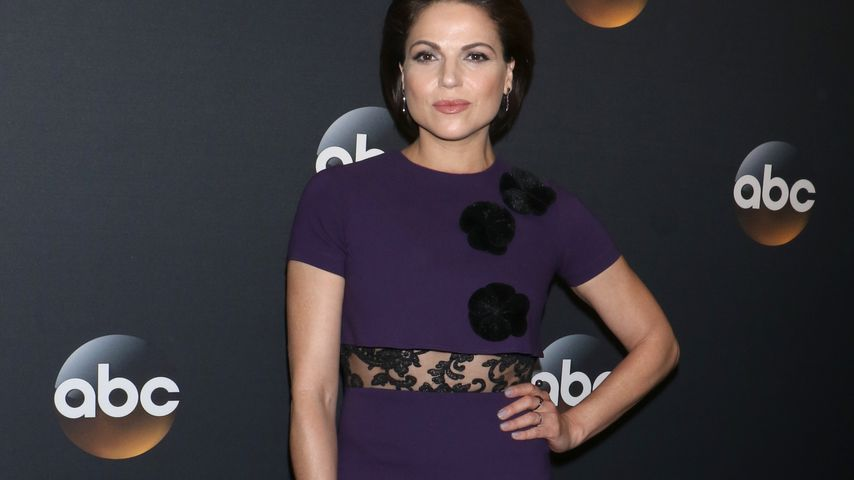 """""""Once Upon A Time""""-Star Lana Parrilla"""
