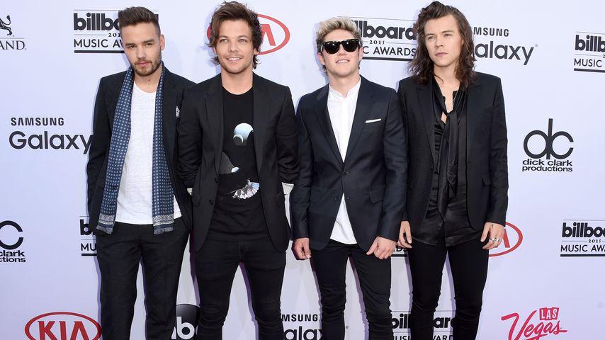 """""""One Direction""""-Louis von nacktem Mann überrascht"""