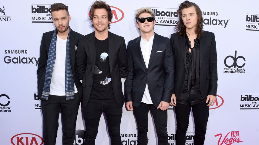 One Direction brechen Chart-Rekord in den USA