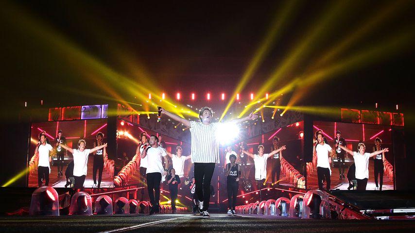 "One Direction auf ihrer ""On the Road Again"" World Tour 2015"