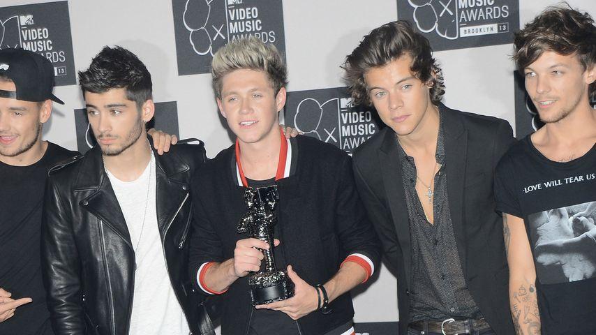 Endlich! Neue One Direction-Single in Gänze online