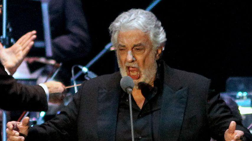 Opernsänger Plácido Domingo 2019 in Mexiko