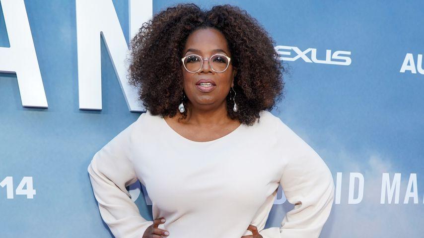 Moderatorin Oprah Winfrey