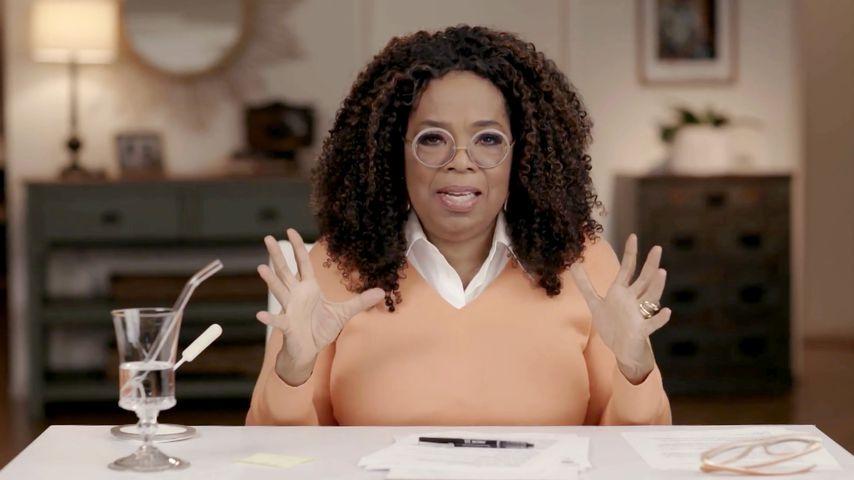 Oprah Winfrey bei einem Event im November 2020
