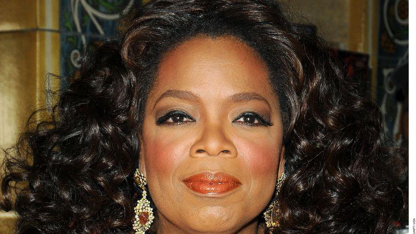Oprah Winfrey in New York, 2008