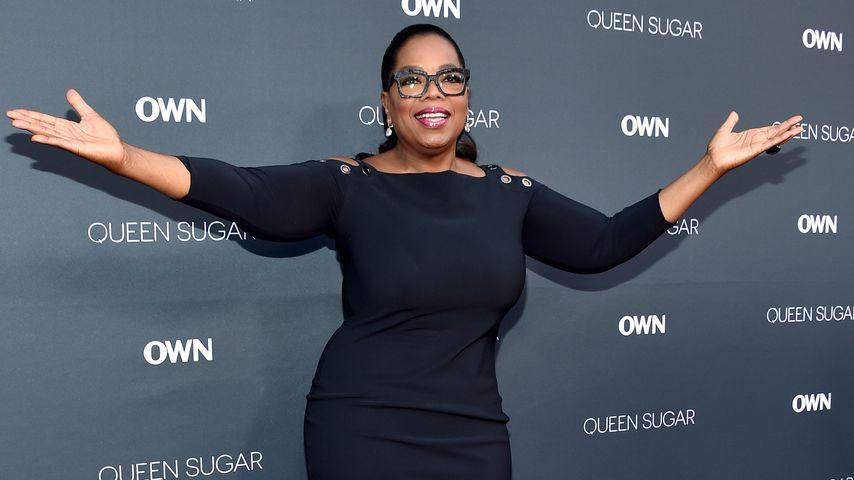 Oprah Winfrey im August 2016 in Los Angeles