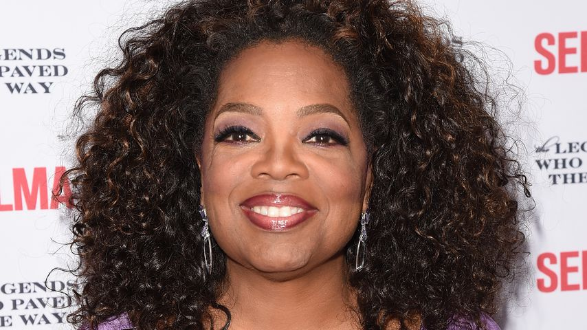 Oprah Winfrey im Dezember 2014