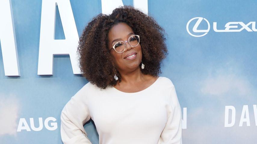 Oprah Winfrey in Los Angeles 2019