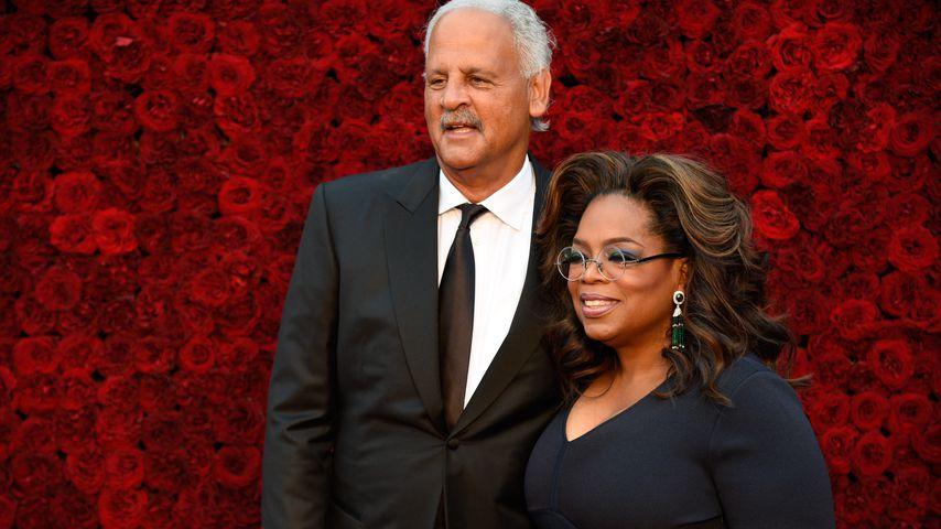 Oprah Winfrey und Partner Stedman Graham, 2019