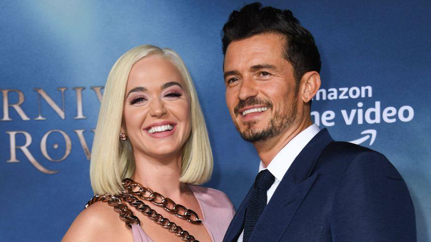 Orlando Bloom will seine Beziehung mit Katy Perry festigen
