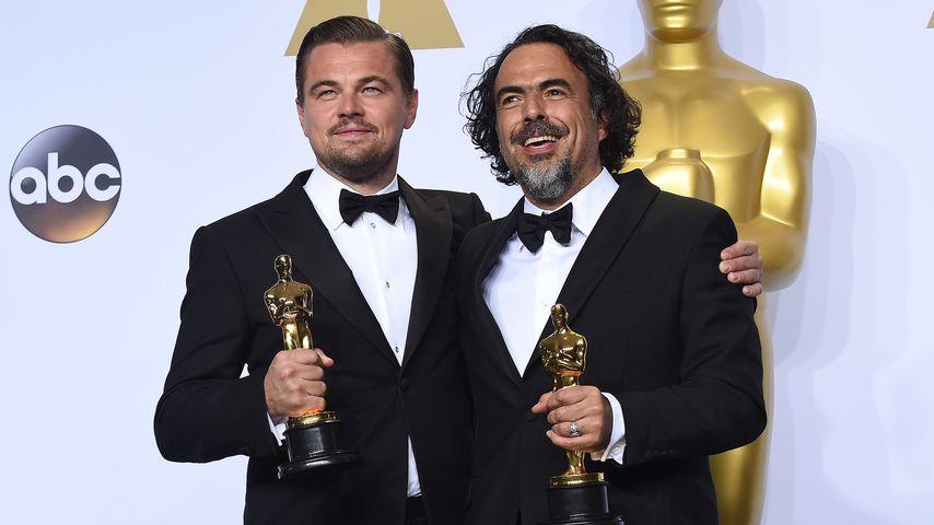Leonardo DiCaprio und Alejandro González Iñárritu