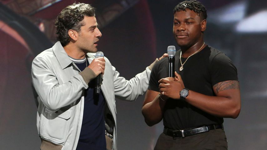 Baby-Überraschung: Oscar Isaac wird schon ganz bald Papa!