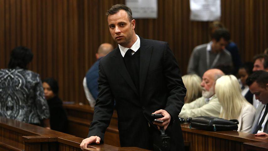 Oscar Pistorius vor Gericht in Pretoria, Südafrika