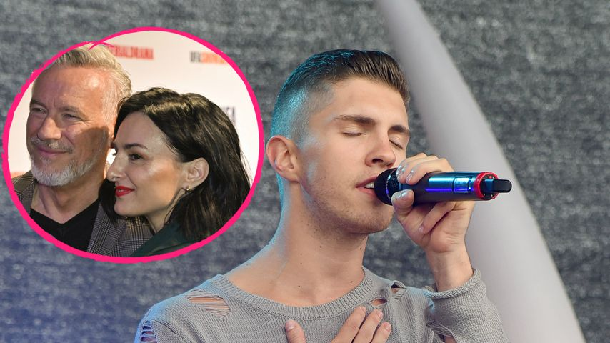Mimi Fiedlers Hochzeit: Joey Heindle sang während Trauung!