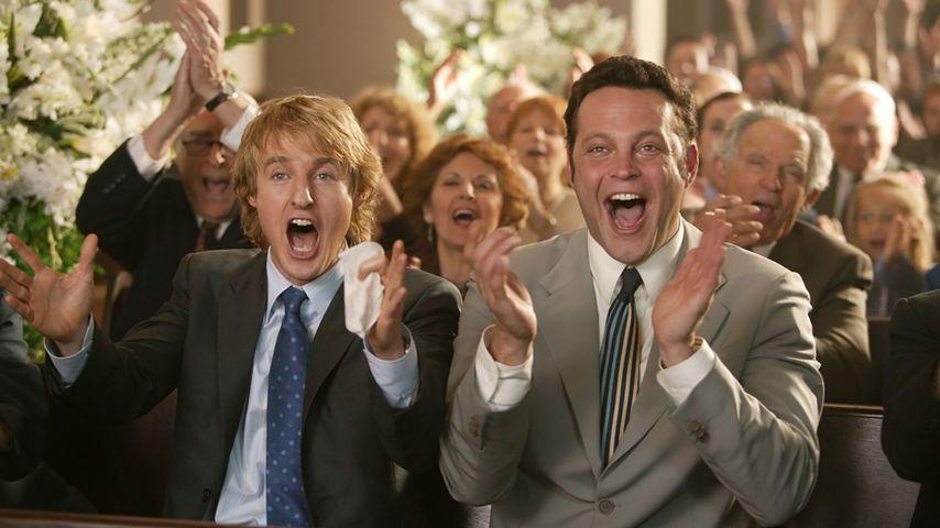 """Owen Wilson und Vince Vaughn 2005 in """"Die Hochzeits-Crasher"""""""