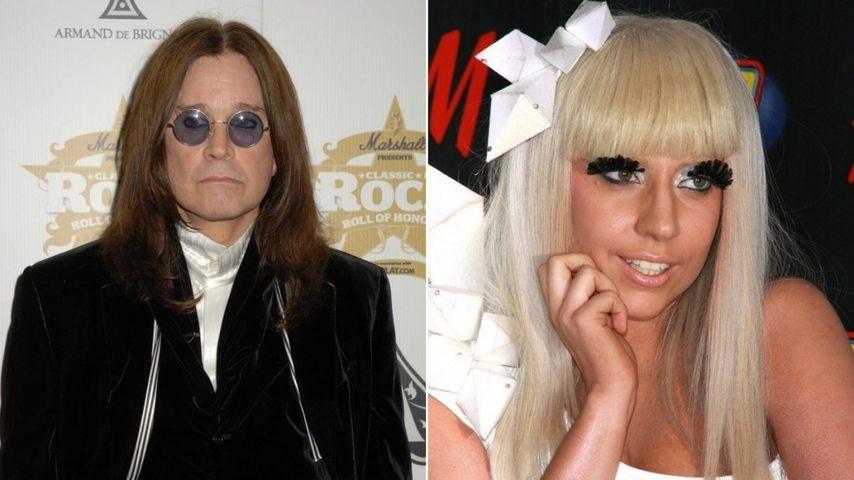 Ozzy Osbourne ist total genervt von Lady GaGa
